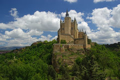 Segovia Alcazar 01 Stock Photography