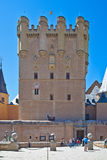 Segovia. Alcazar Castle Royalty Free Stock Photos