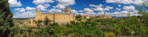 Segovia Alcazar Royalty Free Stock Photography