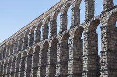 Segovia Aquaduct Royalty-vrije Stock Foto's
