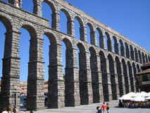 Free Segovia Aqueduct Royalty Free Stock Photos - 1175028