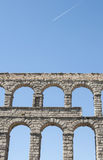 Segovia Aqueduct Royalty Free Stock Photos