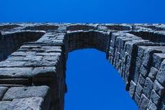 Segovia aqueduct Royalty Free Stock Photos