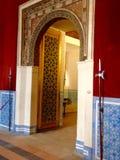 Segovia castel obrazy stock