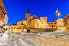 Segovia, Castile, Spain Royalty Free Stock Photos