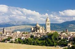 Segovia, Castile y Le?n, Espa?a foto de archivo