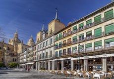 Segovia, Castilla León, España imagen de archivo