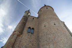 Segovia,Castilla Leon,Spain. Royalty Free Stock Photos
