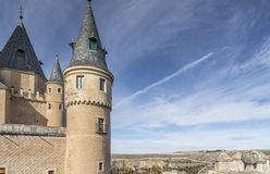 Segovia,Castilla Leon,Spain. stock image
