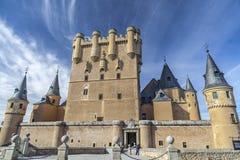 Segovia,Castilla Leon,Spain. Royalty Free Stock Photo