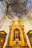 Segovia, Castilla y Leon, Spain - Cathedral Royalty Free Stock Image