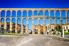 Segovia, Castille, Spanien Stockfoto