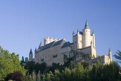 Segovia Castle Stock Image