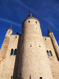 Segovia Castle Royalty Free Stock Photos