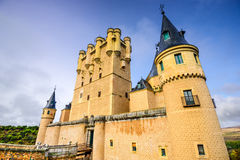 Segovia Castle Royalty Free Stock Photography