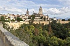 Segovia Cathedral Royalty Free Stock Image