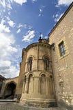 Segovia Church of San Martin Royalty Free Stock Images