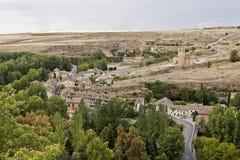Segovia Church of Vera Cruz Stock Image