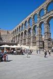 Segovia, cityscape Royalty Free Stock Images