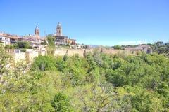 Segovia, cityscape Stock Photo