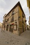Segovia, a corner Stock Photos