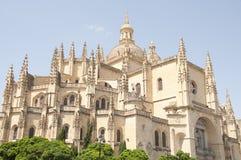 Segovia domkyrka Arkivbilder