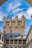 Segovia Fortress Stock Photography