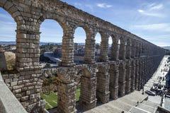 Segovia, Kastilien Leon, Spanien Lizenzfreie Stockbilder
