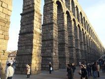Segovia. Monumento histórico de segovia hjjj Hugh Stock Photography