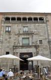 Segovia Old Palace Royalty Free Stock Photos