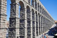 Segovia, pejzaż miejski Zdjęcie Stock