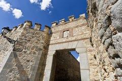 Segovia Roman Aqueduct Stock Images