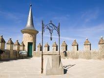 Segovia's Alcazar Royalty Free Stock Photos