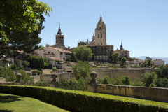 Segovia - Spain Stock Photography