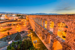 Segovia Spain Aqueduct Royalty Free Stock Photos