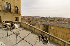 Segovia 2 Royalty Free Stock Photo