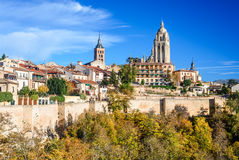 Segovia, Spain Royalty Free Stock Image
