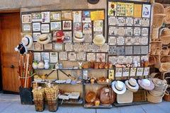Segovia Spain stock image
