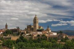 Segovia, Spain stock images