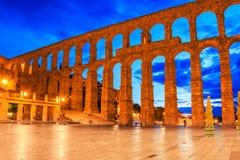 Segovia, Spanien Lizenzfreies Stockfoto