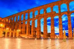 Segovia Spanien Royaltyfri Foto