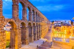 Segovia, Spanien Stockbilder
