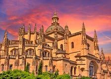 Segovia, Spanje royalty-vrije stock fotografie