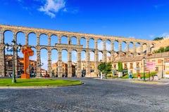 Segovia, Spanje Royalty-vrije Stock Foto