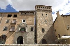 Segovia Torreon de Lozoya Stock Photography