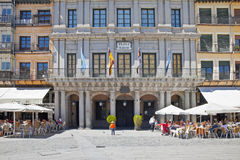 Segovia. Town hall Stock Images