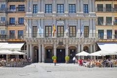 Segovia. Town hall Stock Images