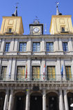 Segovia Town Hall, Spain Royalty Free Stock Photos