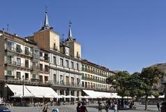 Segovia Town Hall Stock Photos