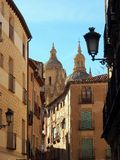 Segovia Royalty Free Stock Photography